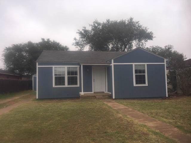 2522 2nd Street, Lubbock, TX 79415 (MLS #201910114) :: The Lindsey Bartley Team