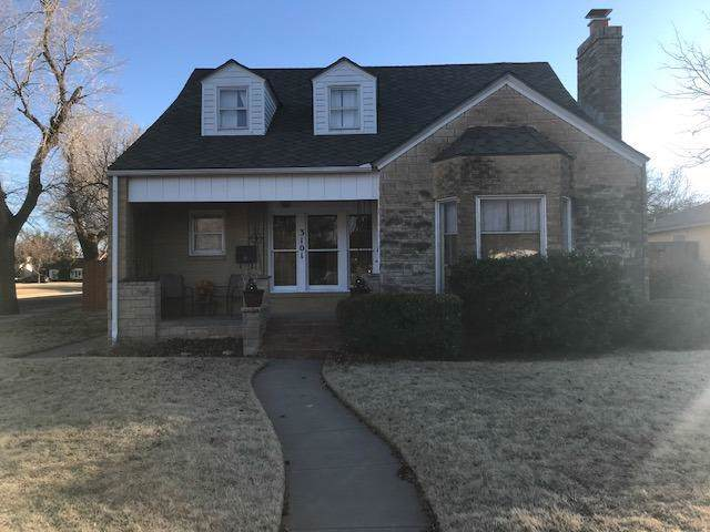 3101 27th Street, Lubbock, TX 79410 (MLS #201910380) :: Stacey Rogers Real Estate Group at Keller Williams Realty