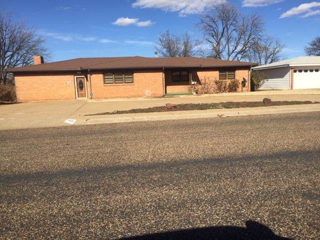 1605 E Tate Street, Brownfield, TX 79316 (MLS #201910549) :: Stacey Rogers Real Estate Group at Keller Williams Realty