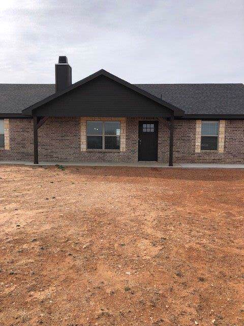 14809 N Farm Road 179, Shallowater, TX 79363 (MLS #201910695) :: McDougal Realtors