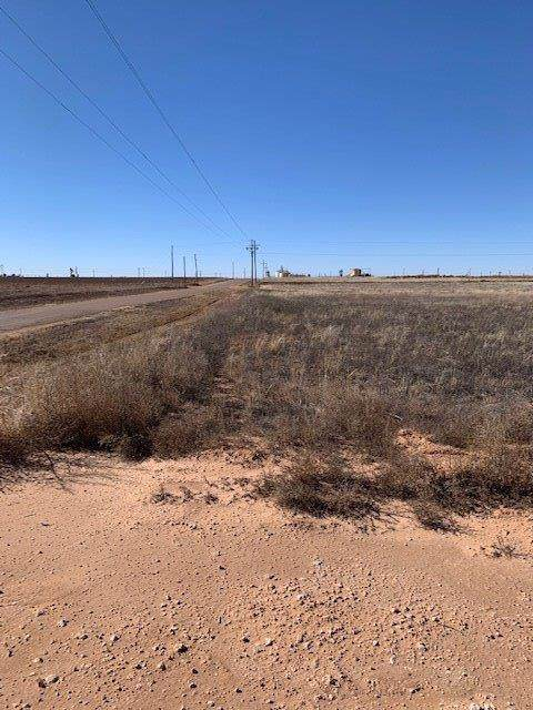 0-Lot 7 Horseshoe Road, Levelland, TX 79336 (MLS #202000210) :: The Lindsey Bartley Team