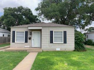 2314 28th Street, Lubbock, TX 79411 (MLS #202001119) :: Stacey Rogers Real Estate Group at Keller Williams Realty