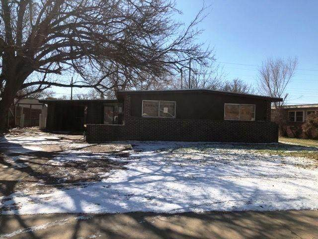 2823 65th Street, Lubbock, TX 79413 (MLS #202001488) :: Lyons Realty