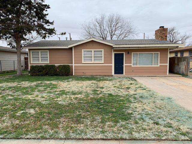 6106 Ave S, Lubbock, TX 79412 (MLS #202001526) :: Lyons Realty