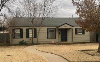 3215 31st Street, Lubbock, TX 79410 (MLS #202002007) :: Stacey Rogers Real Estate Group at Keller Williams Realty