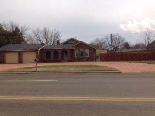 815 W Missouri, Floydada, TX 79235 (MLS #202002516) :: Stacey Rogers Real Estate Group at Keller Williams Realty