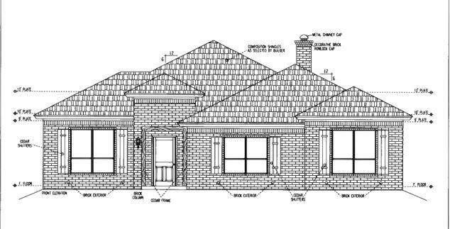 131 Augustine Avenue, Wolfforth, TX 79382 (MLS #202002567) :: Lyons Realty