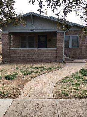 2017 17th Street, Lubbock, TX 79401 (MLS #202002646) :: The Lindsey Bartley Team