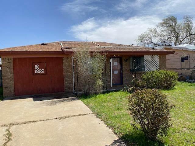 322 Ave B, Ralls, TX 79357 (MLS #202002745) :: Lyons Realty