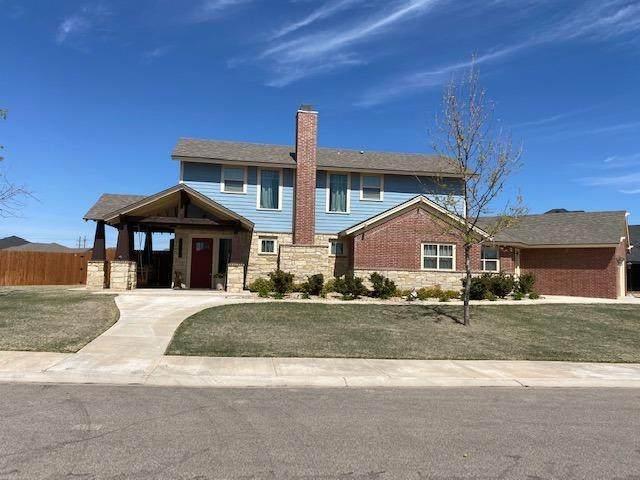 9901 Uvalde Avenue, Lubbock, TX 79423 (MLS #202002870) :: Stacey Rogers Real Estate Group at Keller Williams Realty