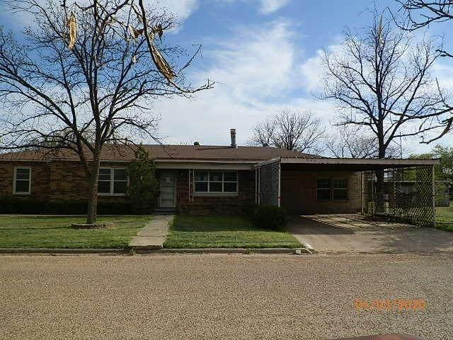 506 W 6th Street, Idalou, TX 79329 (MLS #202003119) :: Reside in Lubbock | Keller Williams Realty
