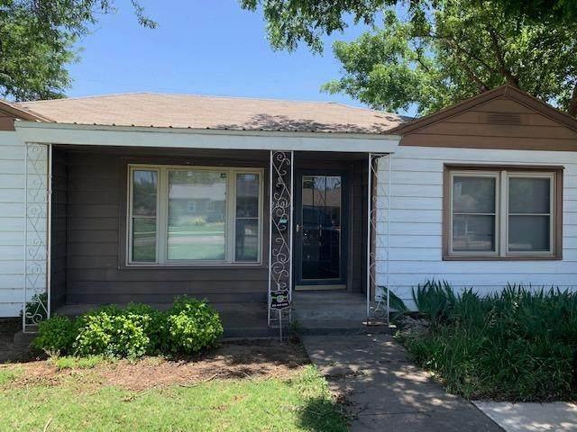 2601 31st Street, Lubbock, TX 79410 (MLS #202003605) :: The Lindsey Bartley Team