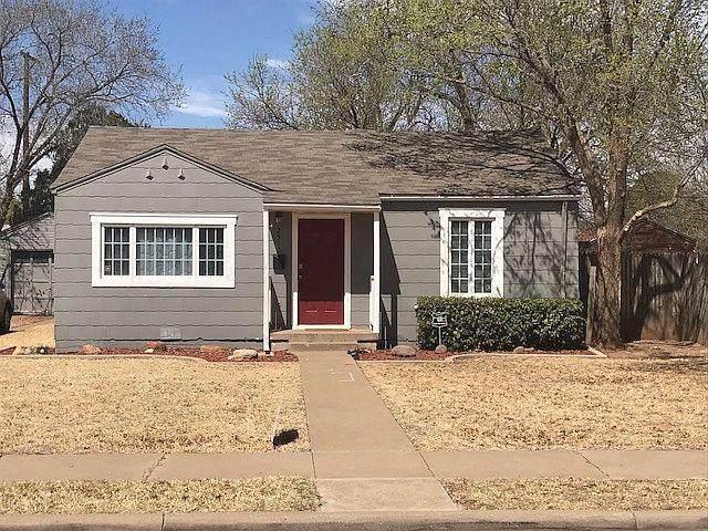 2510 30th Street, Lubbock, TX 79410 (MLS #202003678) :: The Lindsey Bartley Team