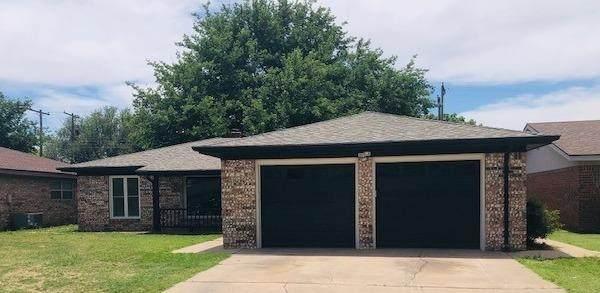 2727 79th Street, Lubbock, TX 79423 (MLS #202005175) :: The Lindsey Bartley Team