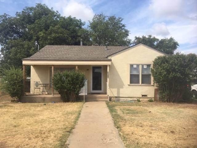 3012 1st Street, Lubbock, TX 79415 (MLS #202005275) :: The Lindsey Bartley Team