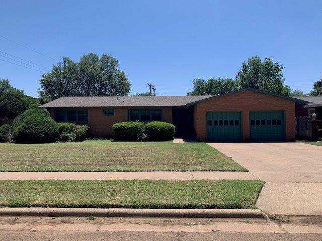 3601 41st Street, Lubbock, TX 79413 (MLS #202005756) :: Stacey Rogers Real Estate Group at Keller Williams Realty