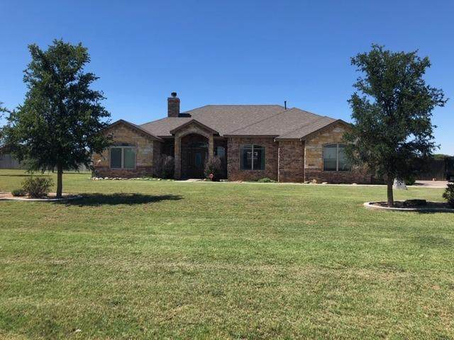 3206 County Road 7560, Lubbock, TX 79423 (MLS #202006176) :: Stacey Rogers Real Estate Group at Keller Williams Realty