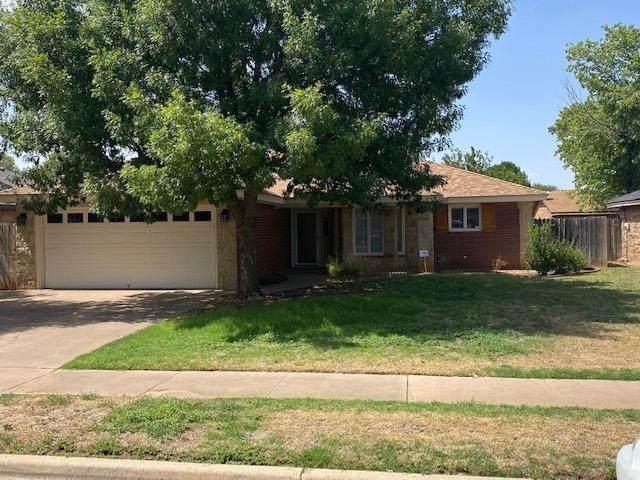 5708 92nd Street, Lubbock, TX 79424 (MLS #202006594) :: McDougal Realtors