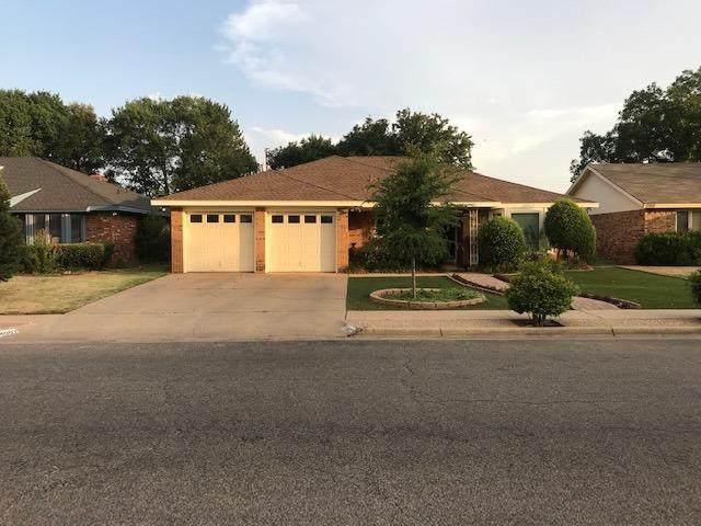 4907 62nd Street, Lubbock, TX 79414 (MLS #202006894) :: McDougal Realtors