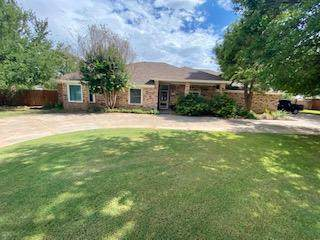 6809 59th Street, Lubbock, TX 79407 (MLS #202007350) :: McDougal Realtors
