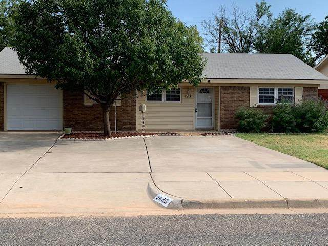 5430 42nd Street, Lubbock, TX 79414 (MLS #202007756) :: McDougal Realtors