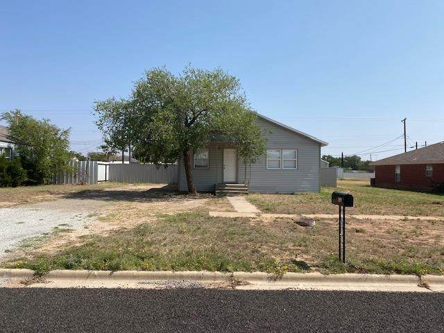 509 SW 8th, Seminole, TX 79360 (MLS #202009499) :: Rafter Cross Realty
