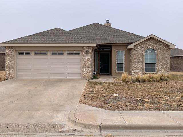 6705 35th Street, Lubbock, TX 79407 (MLS #202100292) :: Lyons Realty