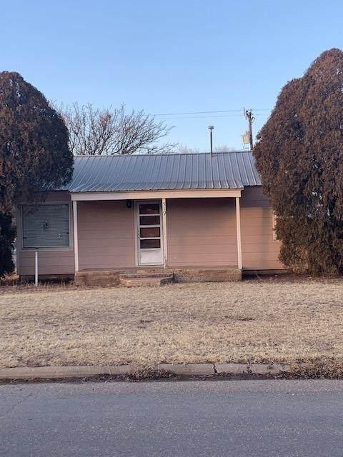 519 W 7th Street, Idalou, TX 79329 (MLS #202100530) :: McDougal Realtors