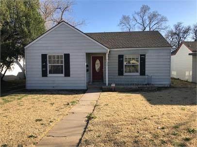 2427 26th Street, Lubbock, TX 79411 (MLS #202102185) :: Lyons Realty