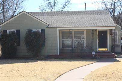 2309 28th Street, Lubbock, TX 79411 (MLS #202102189) :: McDougal Realtors