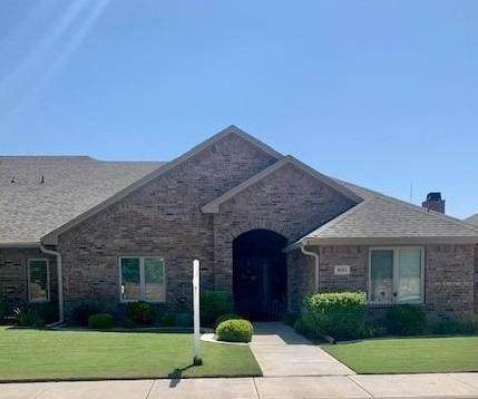 9603 Ithaca Avenue, Lubbock, TX 79423 (MLS #202104688) :: Stacey Rogers Real Estate Group at Keller Williams Realty