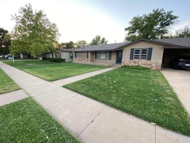 3706 38th Street, Lubbock, TX 79413 (MLS #202105977) :: Stacey Rogers Real Estate Group at Keller Williams Realty