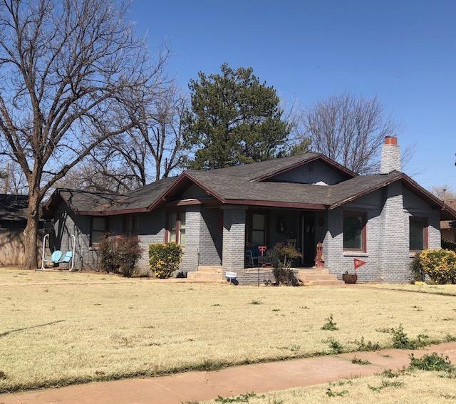 2101 N Ave L, Tahoka, TX 79373 (MLS #201902483) :: Lyons Realty