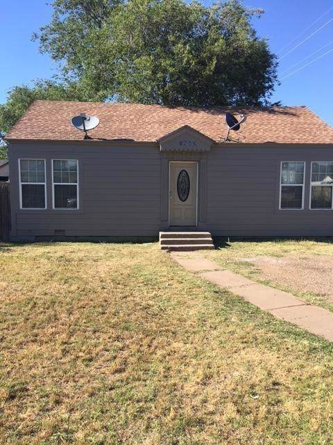 1502 24th Street, Lubbock, TX 79411 (MLS #201908461) :: Stacey Rogers Real Estate Group at Keller Williams Realty