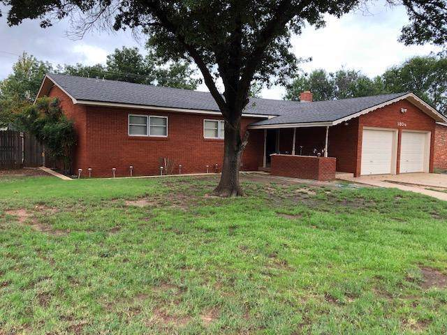 1806 E Buckley Street, Brownfield, TX 79316 (MLS #201908942) :: Stacey Rogers Real Estate Group at Keller Williams Realty