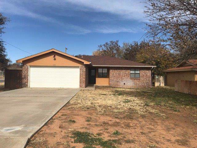 608 SW Ave L, Seminole, TX 79360 (MLS #201909974) :: Stacey Rogers Real Estate Group at Keller Williams Realty