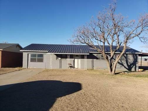 509 E Main Street, Kress, TX 79052 (MLS #202102238) :: Lyons Realty