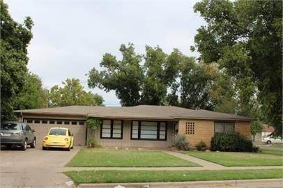 3202 31st Street, Lubbock, TX 79410 (MLS #202105040) :: Reside in Lubbock | Keller Williams Realty