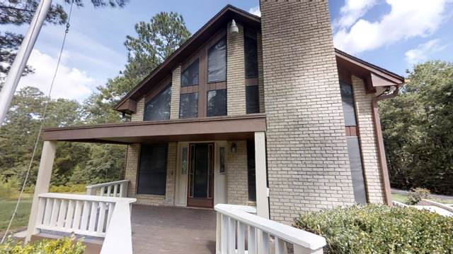 177 Piney Point, Brookeland, TX 75931 (MLS #59124) :: The SOLD by George Team