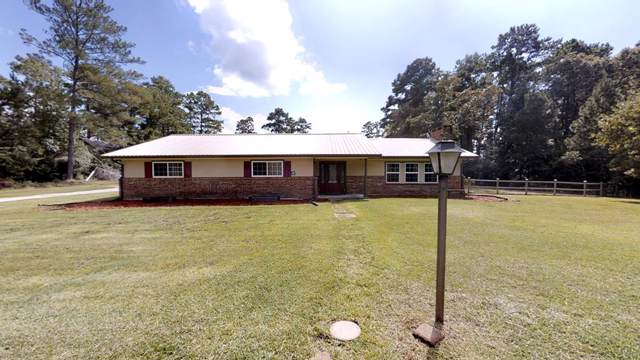 705 Angelina Drive, Brookeland, TX 75931 (MLS #59141) :: The SOLD by George Team
