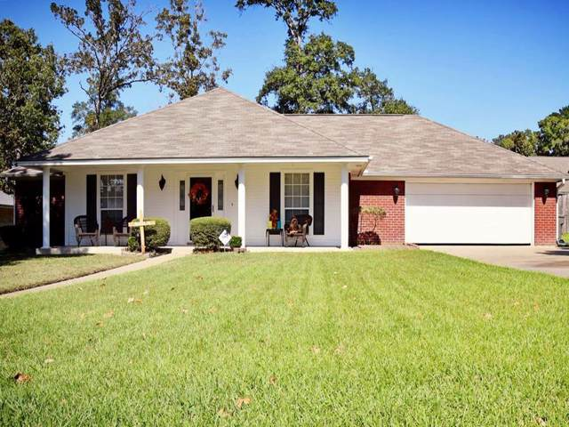 906 Lindsley Lane, Lufkin, TX 74904 (MLS #59381) :: The SOLD by George Team