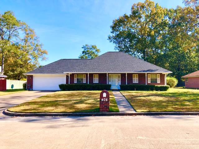 408 August Lane, Lufkin, TX 75904 (MLS #59399) :: The SOLD by George Team