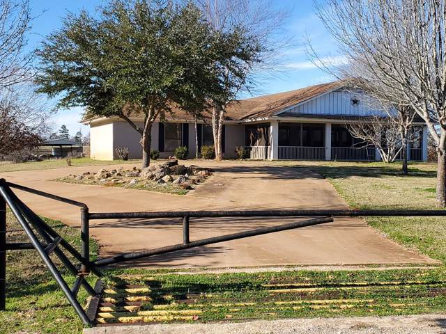 1417 Fm 95N, Nacogdoches, TX 75960 (MLS #59710) :: The SOLD by George Team