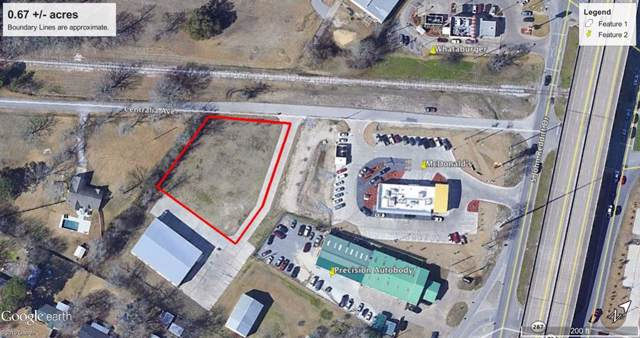 00 Centralia Ave, Lufkin, TX 75904 (MLS #59713) :: The SOLD by George Team