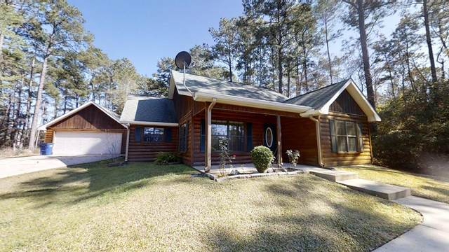 504 Fm 1007, Brookeland, TX 75931 (MLS #60089) :: The SOLD by George Team