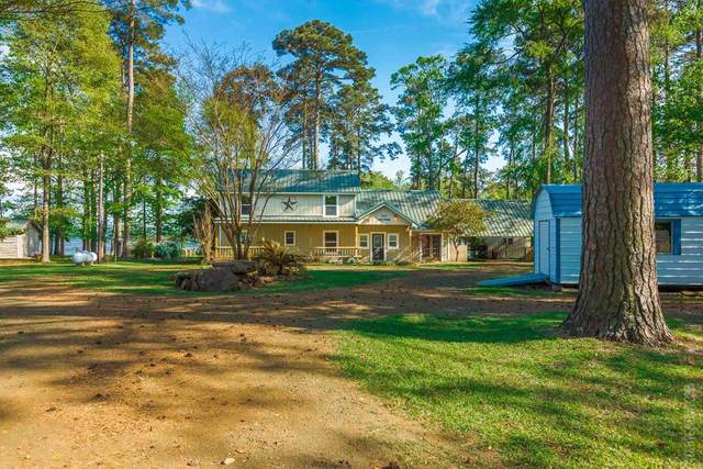 360 Cove Dr, Hemphill, TX 75948 (MLS #62308) :: The SOLD by George Team