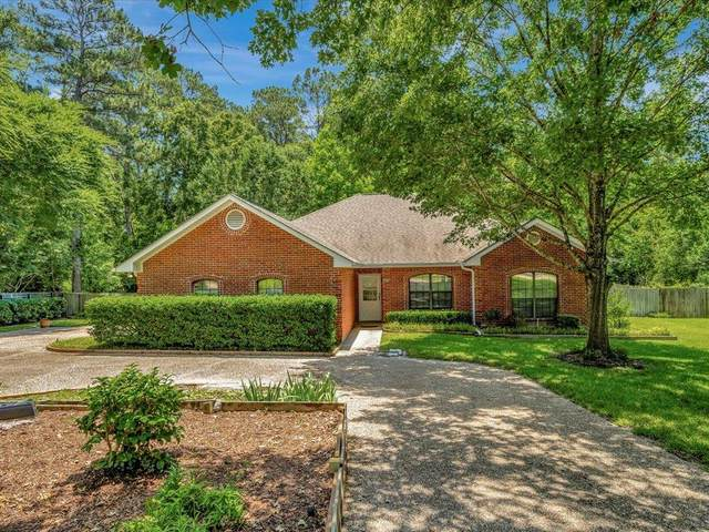 202 Paintbrush Circle, Lufkin, TX 74904 (MLS #62572) :: The SOLD by George Team