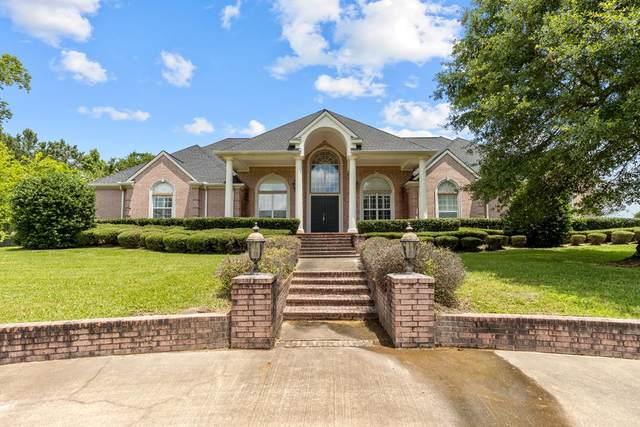 209 Oak Crest Drive, Lufkin, TX 75901 (MLS #62583) :: The SOLD by George Team