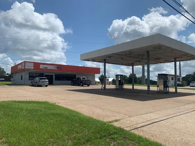 1930 Douglass Rd, Nacogdoches, TX 75964 (MLS #62930) :: The SOLD by George Team