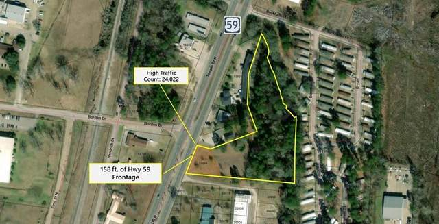 0 Hwy 59 South, Diboll, TX 75941 (MLS #53388) :: The SOLD by George Team